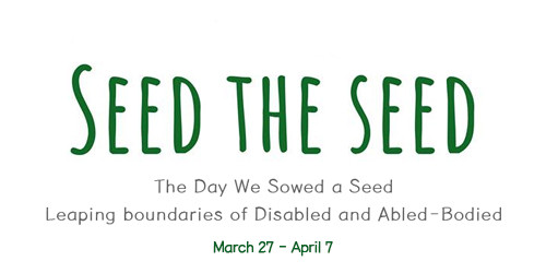 SEED THE SEED: The Day We Sowed a Seed